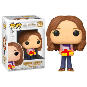 Figurine en Vinyle Holiday Hermione Granger par Funko POP! Harry Potter