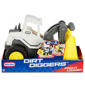 Pelle mécanique Dirt Diggers 2 en 1 Little Tikes