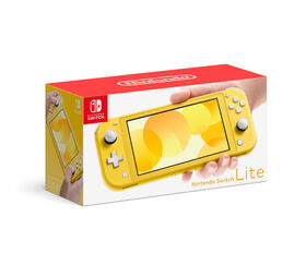 Nintendo Switch Lite - Yellow