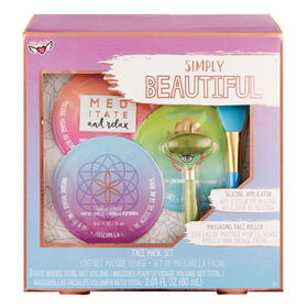 Fashion Angels - WELLNESS Simply Beautiful Face Mask Set