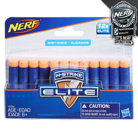 Nerf Official 12 Dart Elite Refill Pack