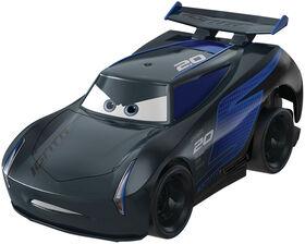 Disney/Pixar Cars Turbo Racers Jackson Storm Vehicle - English Edition