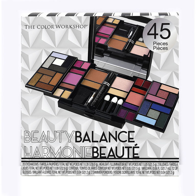 The Colour Workshop - Beauty Balance