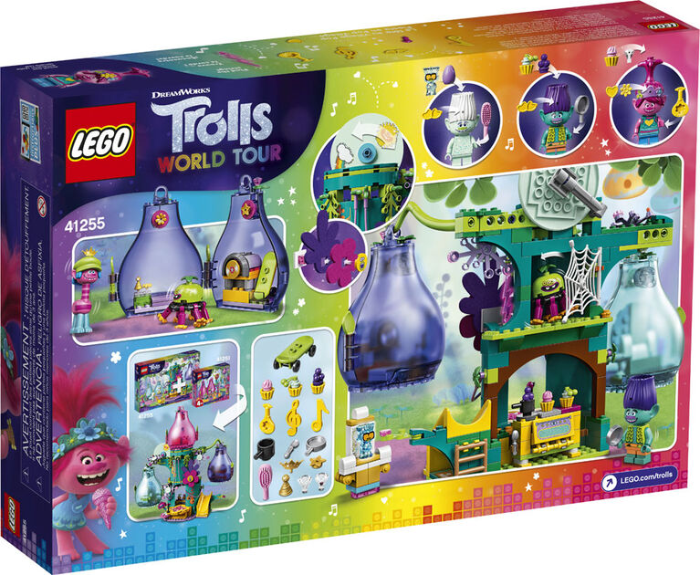 LEGO Trolls Pop Village Celebration 41255