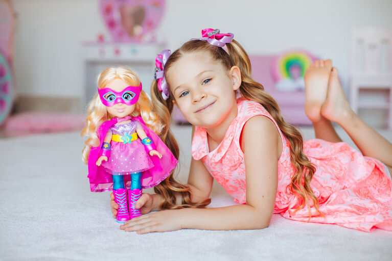 Love, Diana - Diana Mashups Doll - Super Hero/Princess