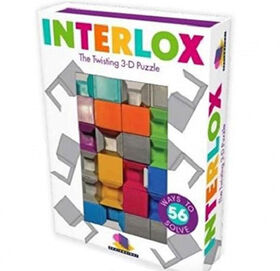 Brainwright Interlox - The 3D Puzzle (English Only)
