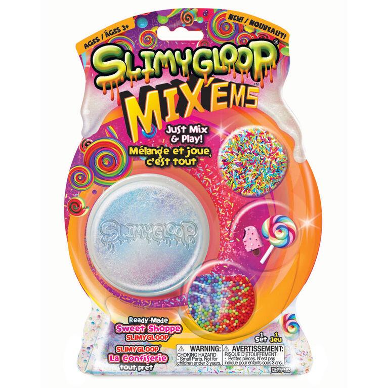 Sweet Shoppe Slimygloop Mix'Ems