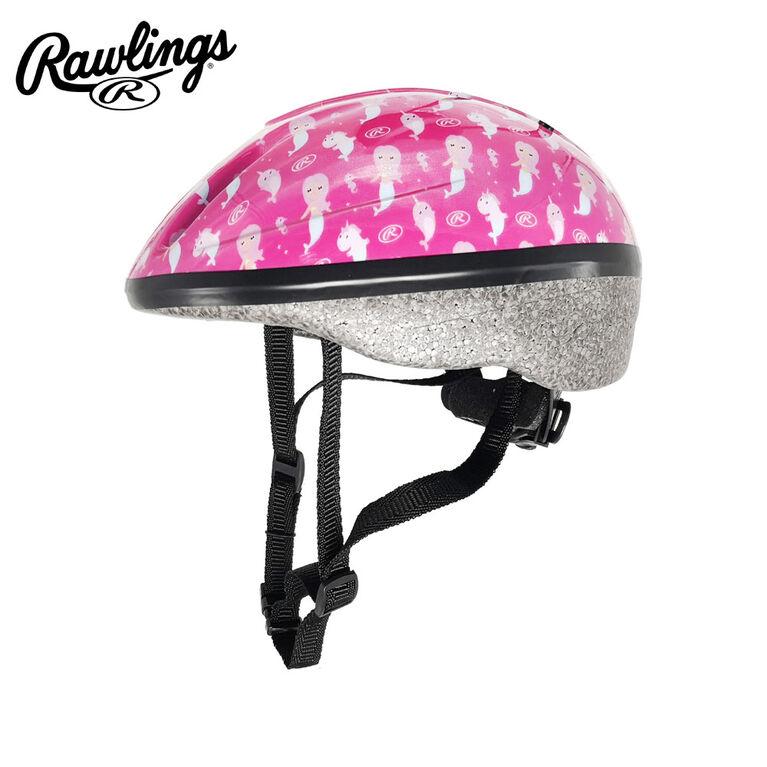Rawlings Bike Helmet-Infant/Toddler Pink