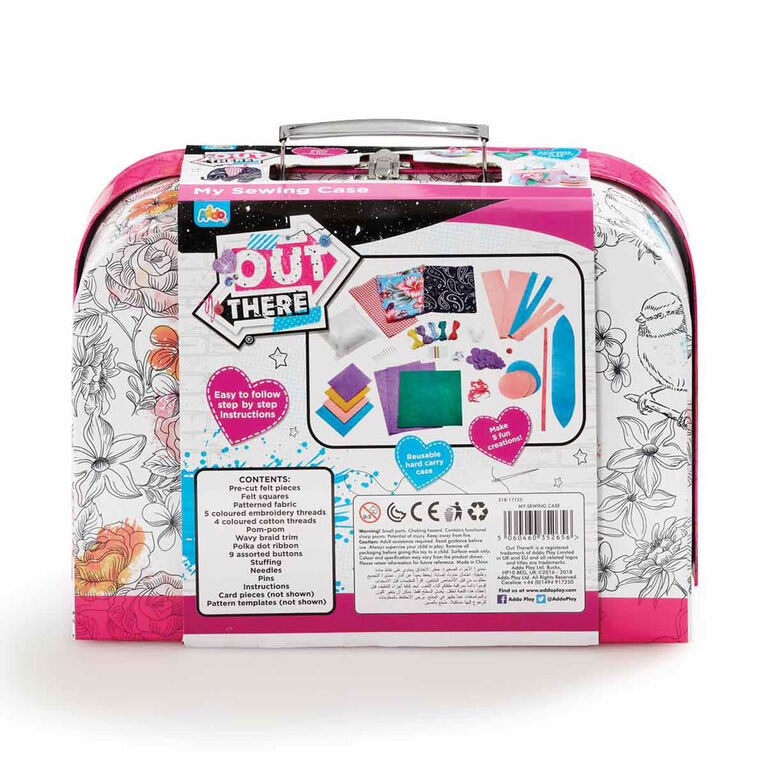 Out There My Sewing Case - R Exclusive - English Edition