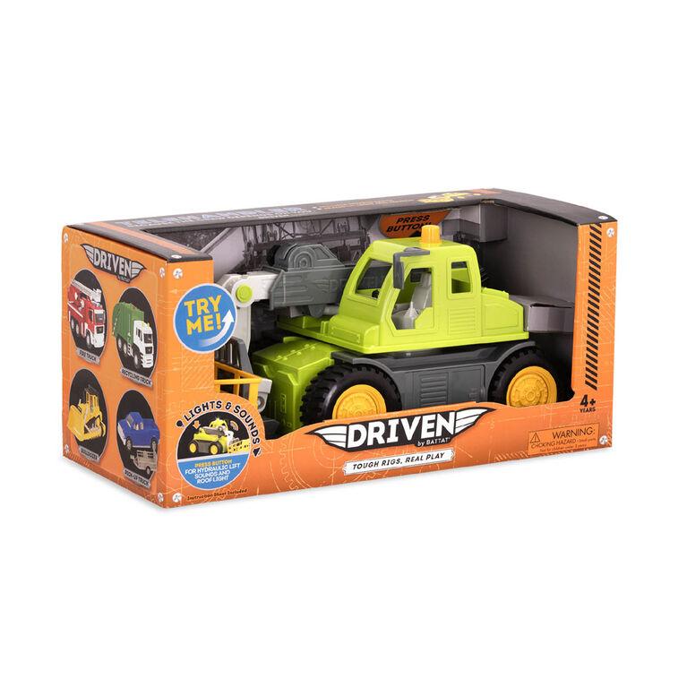 Télescopique, Driven, Chariot télescopique avec lumières et sons