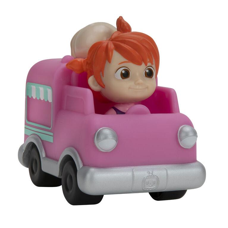 Cocomelon - Mini Vehicles - Ice Cream Truck - English Edition