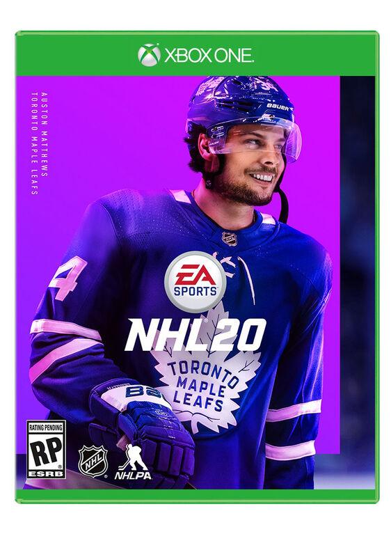 Xbox One NHL 20
