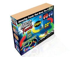 Magic tracks jeu de mega