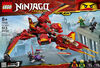 LEGO Ninjago Le superjet de Kai 71704