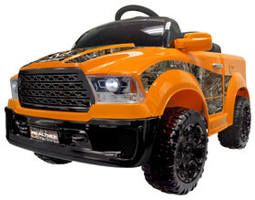 Realtree Truck 12V- Orange
