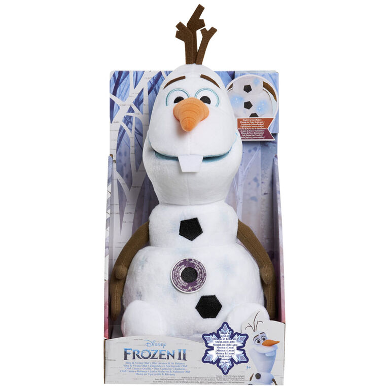 Olaf Chante et Oscille de La Reine Des Neiges II de Disney - Notre exclusivité