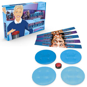Ellen's Games Blindfolded Musical Chairs Game, Ellen DeGeneres Challenge