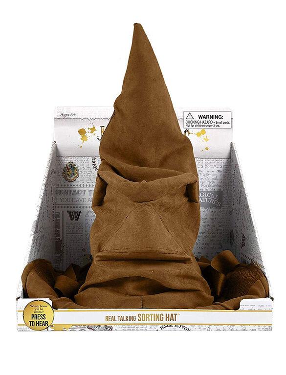 Harry Potter - Wizarding World Talking Sorting Hat