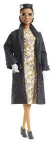 Barbie - Femmes Inspirantes - Poupée Rosa Parks - Édition anglaise
