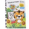 Baby Einstein Color With Crayons Activity Book - English Edition