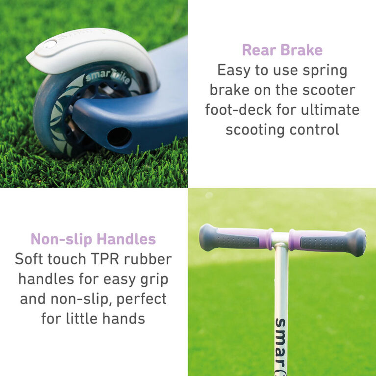 Smartrike - T3 Scooter - Purple - R Exclusive