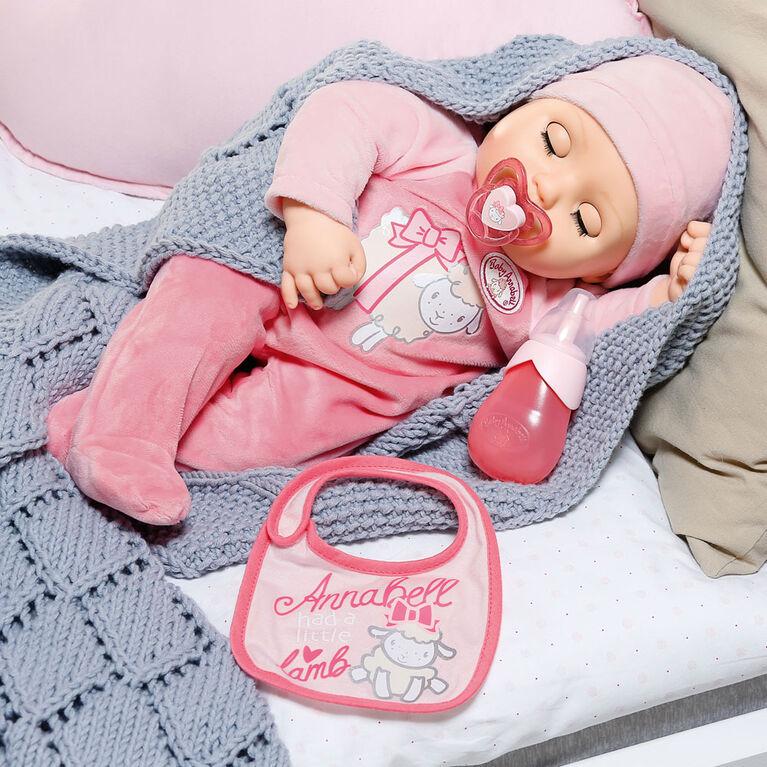 Poupée Baby Annabell de 43 cm