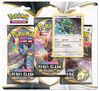 "Pokemon Sword & Shield 2 ""Rebel Clash"" 3-Pack Blister-Rayquaza"