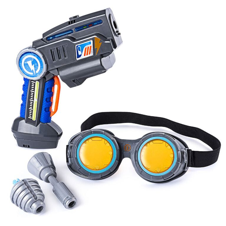 Rusty Rivets - Multitool and Goggles