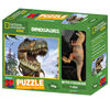 National Geographic - Tyrannosaurus100Piece Puzzle with figurine