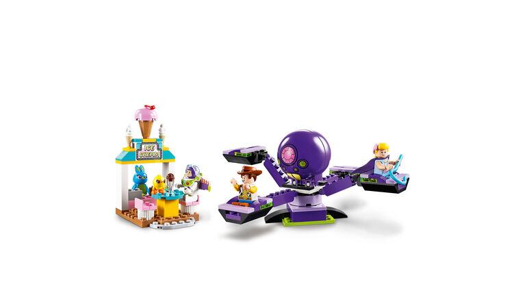 LEGO  Disney Toy Story 4 Buzz & Woody's Carnival Mania! 10770