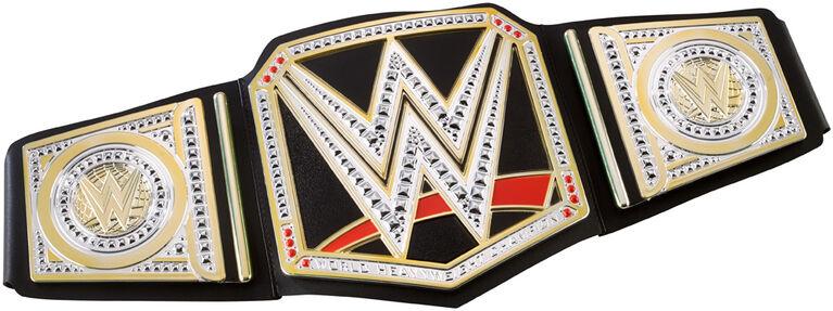 Titre de Championnat des États-Unis de la WWE. - Édition anglaise