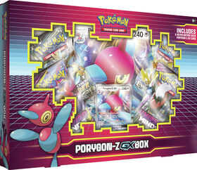Pokemon TCG: Porygon-Z-GX Box
