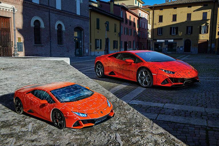 Ravensburger - Lamborghini Huracan EVO 3D casse-têtes 108pc
