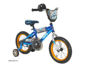 Dynacraft - Bicyclette Hot Wheels de 14 po (35,56 cm).