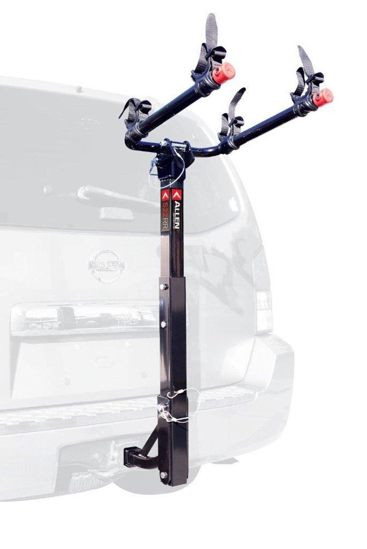 """Noir Allen Deluxe Vélo Attelage Fixation voiture porte-vélo 3-1-1//4 ou 2/"""""""