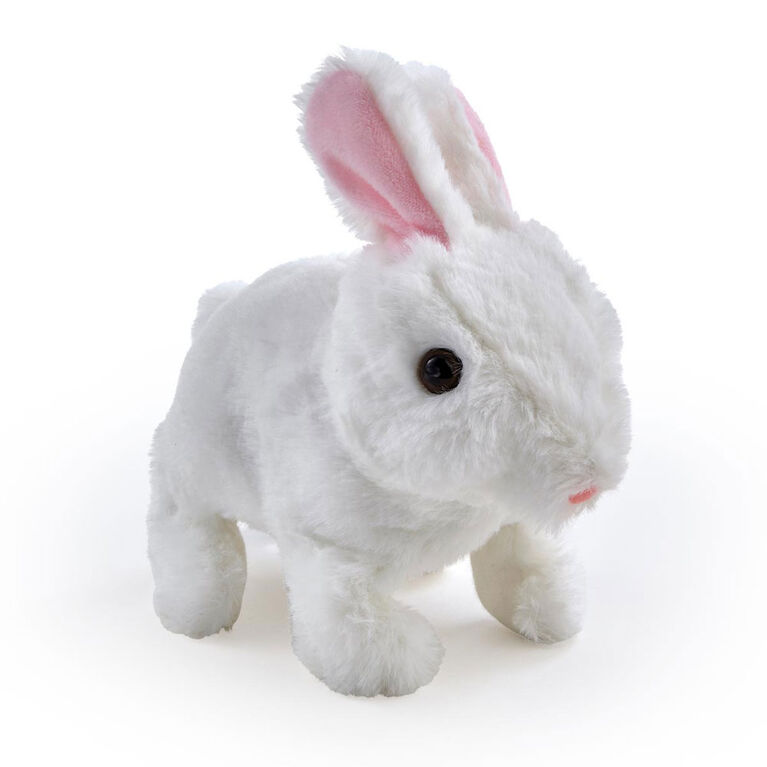 Pitter Patter Pets - Teeny Weeny Bunny White - R Exclusive
