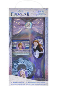 Frozen 2 Hair Gift Set With Brush