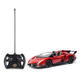 Fast Lane RC – Voiture de sport téléguidée 1:16 – Bugatti Chiron