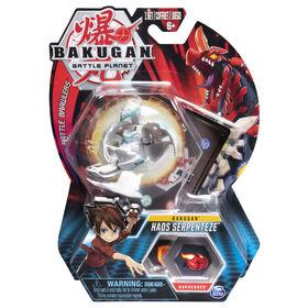 Bakugan, Haos Serpenteze, Créature transformable à collectionner de 5 cm