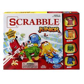 Hasbro Gaming - Scrabble Junior Game - English Edition - styles may vary