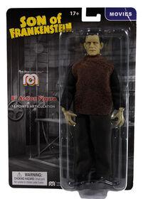 Mego Figurines Horror - Universal Son of Frankenstein - English Edition