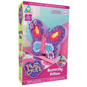 PlushCraft - Butterfly Pillow.