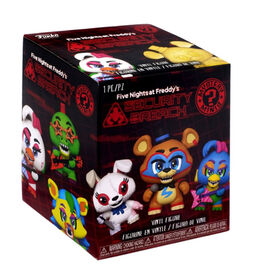 Funko Mystery Minis Video Games: Five Nights at Freddy - Security Breach