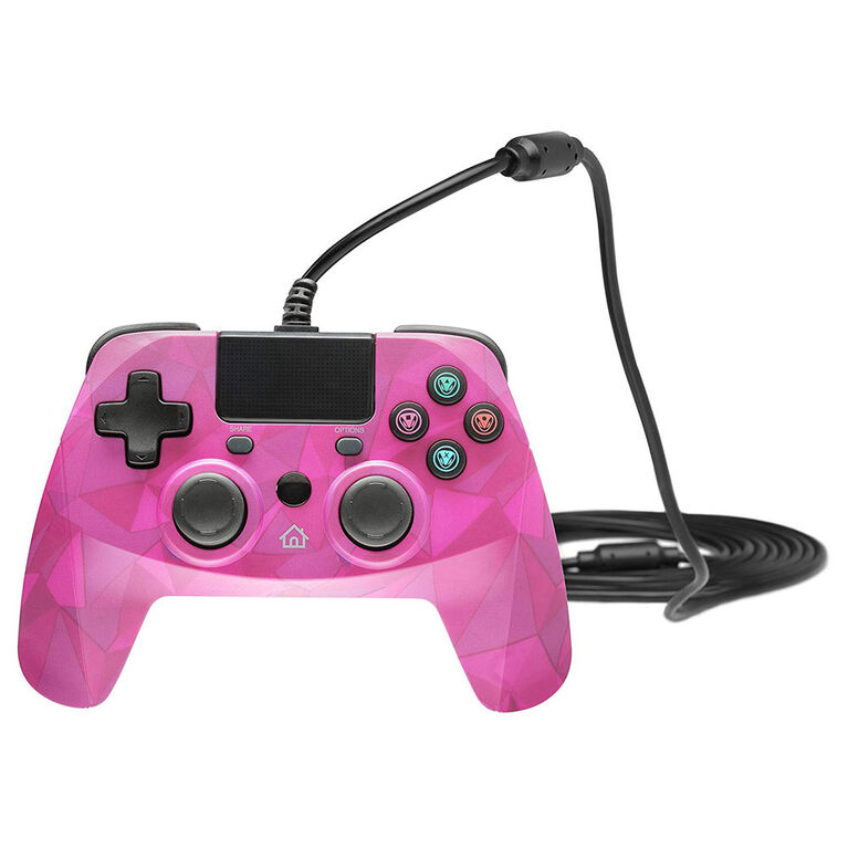 PlayStation 4 snakebyte Game:Pad 4 S Bubblegum Camo