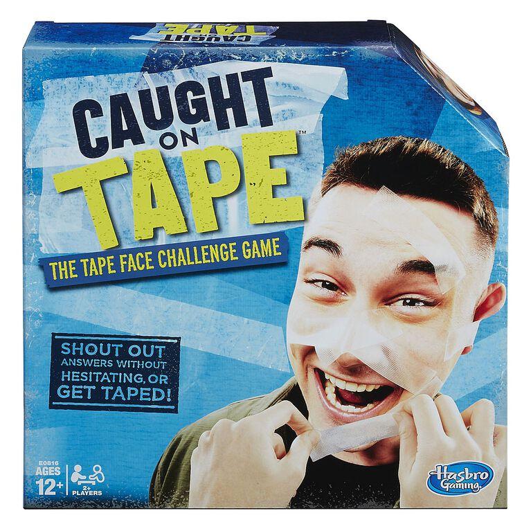 Hasbro Gaming - Caught on Tape