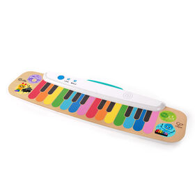 Notes & Keys Magic Touch Wooden Electronic Keyboard Toddler Toy