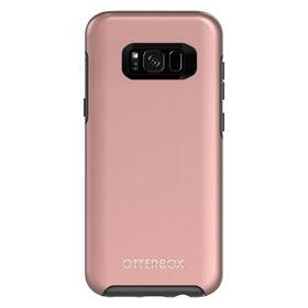 Étui Symmetry d'OtterBox pour Samsung GS8 Plus rose/or