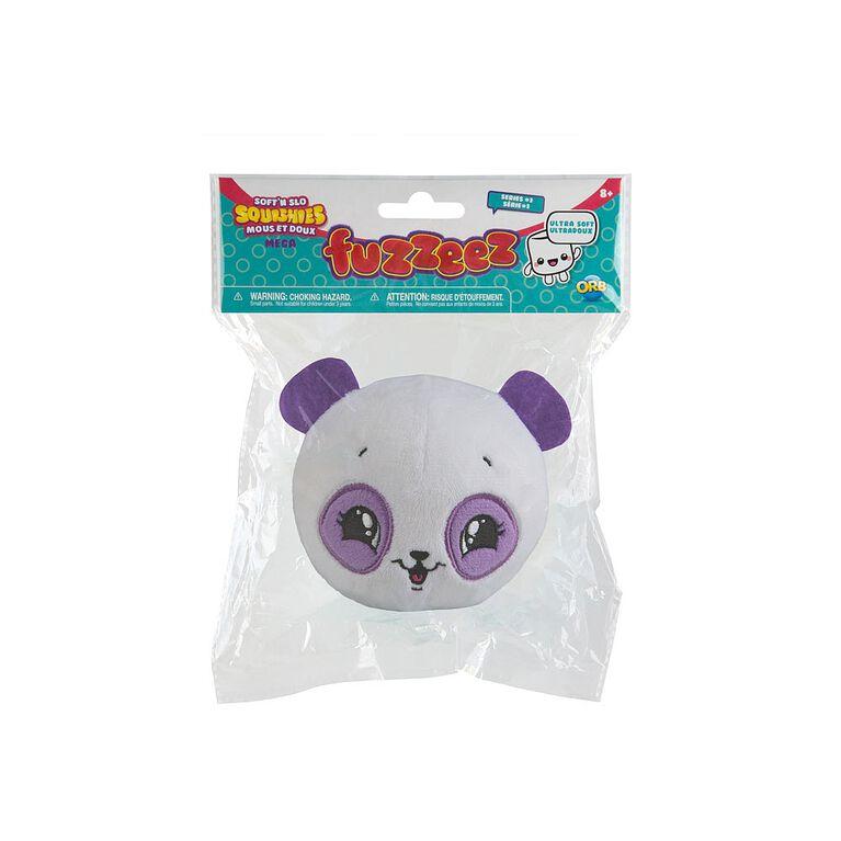 Soft'n Slo Squishies Mega Fuzzeez Panda