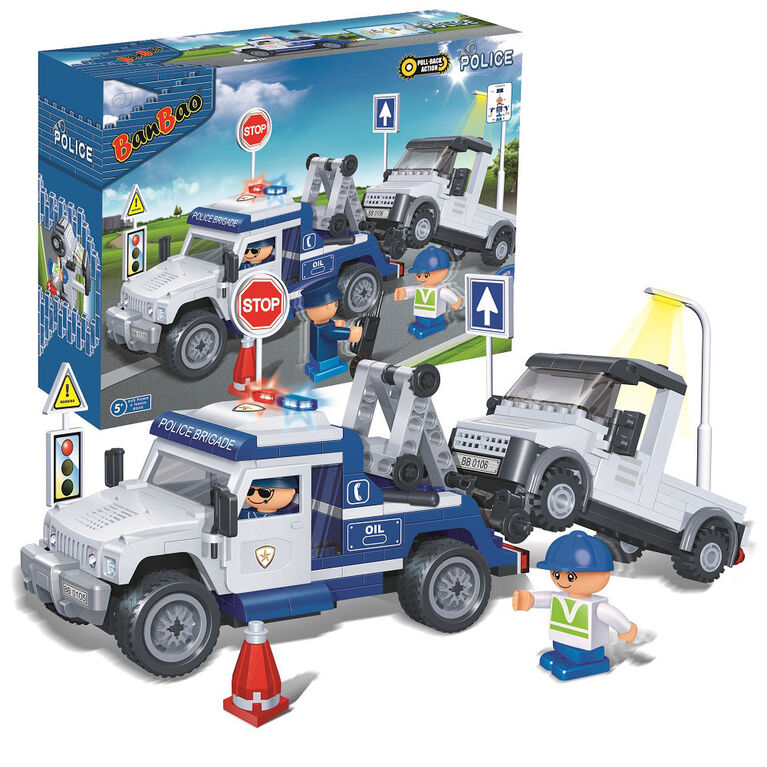 BanBao Police - Tow Truck