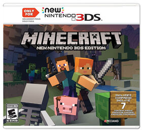 Nintendo 3DS - Minecraft